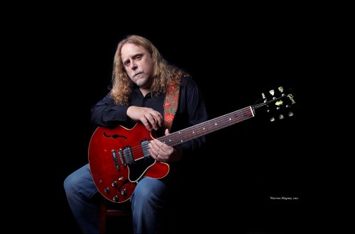 Warren Haynes (Official Photo)