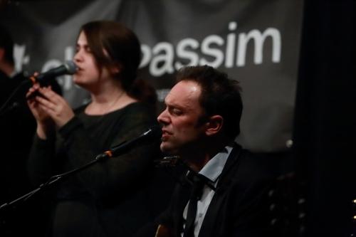 Deni Hlavinka, Mark Erelli