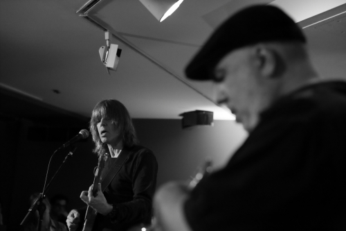Mike Stern and Randy Brecker