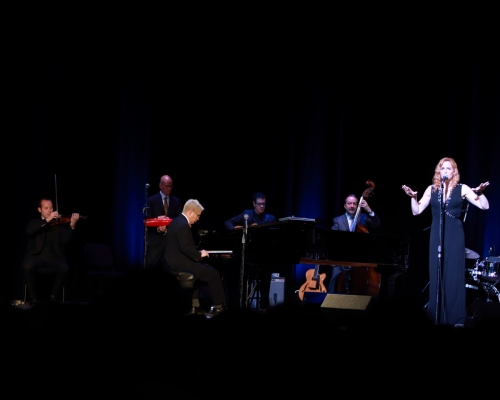 Pink Martini (the other half of the band)