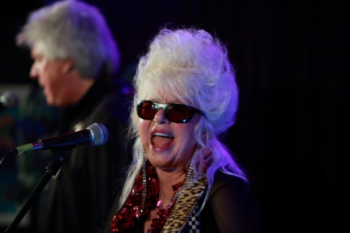 Christine Ohlman and Cliff Goodwin