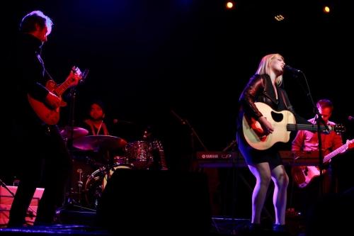 Liz Longley and band