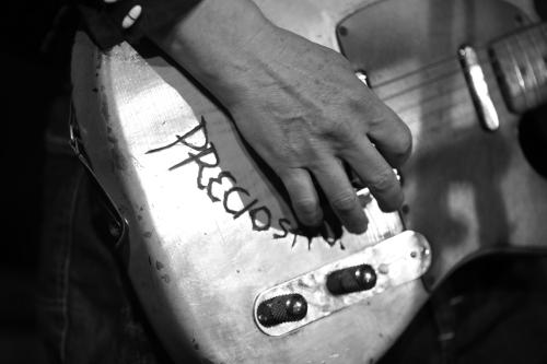 Sergio's electric guitar, Preciosa