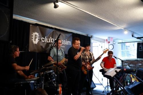 Garland Jeffreys band