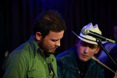 Chris Hersch and Ward Hayden
