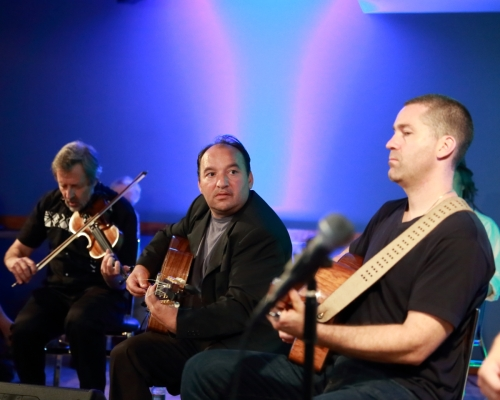 John Intrator, Sébastien Felix, Tim Clement
