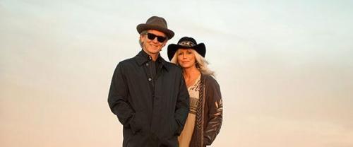 Emmylou Harris and Rodney Crowell