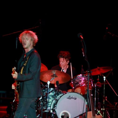 Kenny Wayne Shepherd and Chris Layton