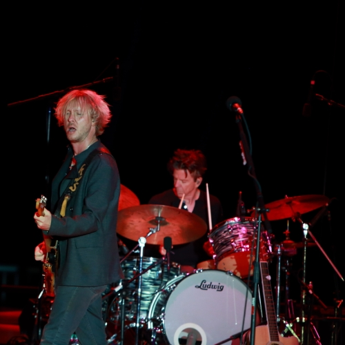 Kenny Wayne Shepherd and Chris Layton