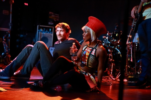 Simon Attwell and Zolani Mahola