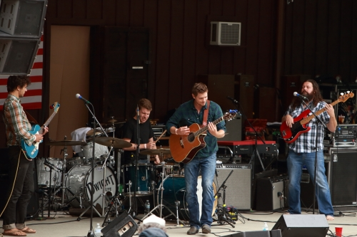 Jay Taylor band