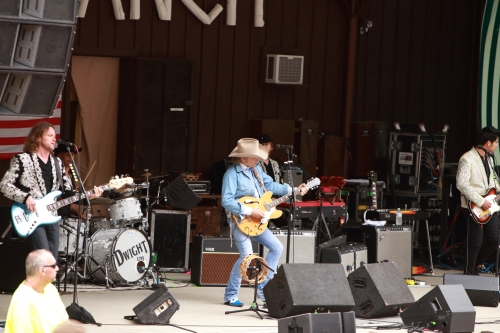 Dwight Yoakam band