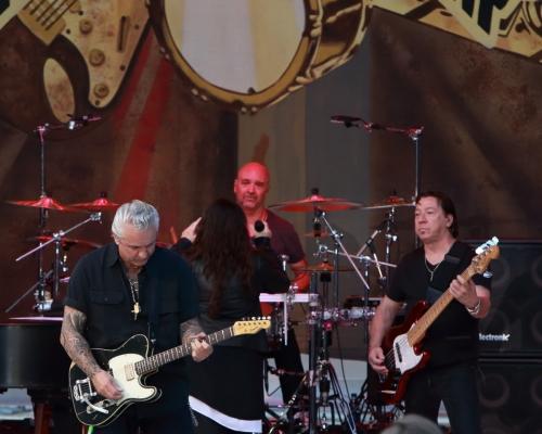 Spyder Giraldo, Mick Mahan, Chris Ralles