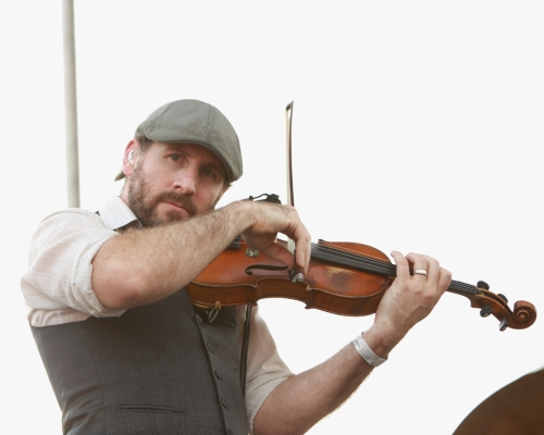 Gabe Witcher of Punch Brothers