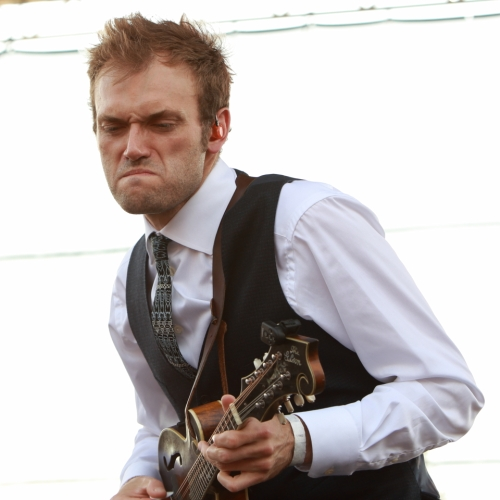 Chris Thile of Punch Brothers