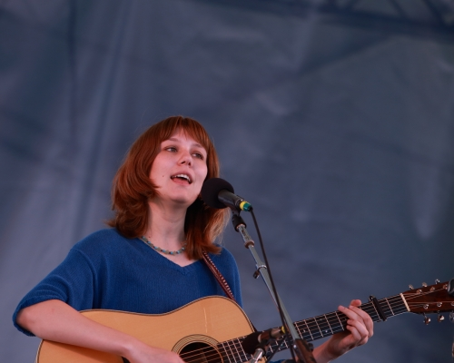 Molly Tuttle of The Goodbye Girls