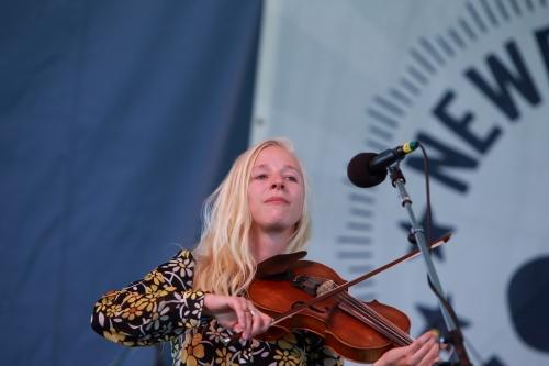 Lena Jonsson of The Goodbye Girls