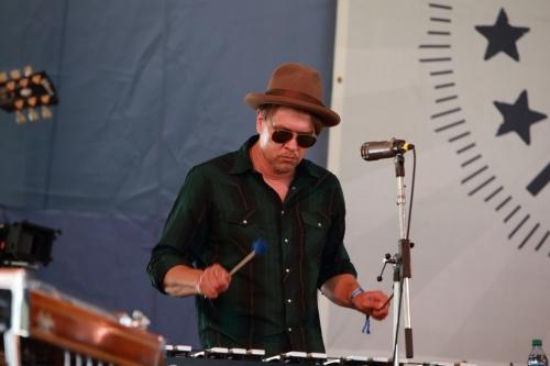 Martin Wenk of Calexico