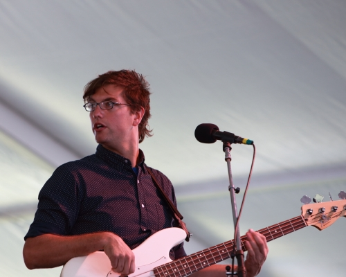 Ryan Alfred of Calexico