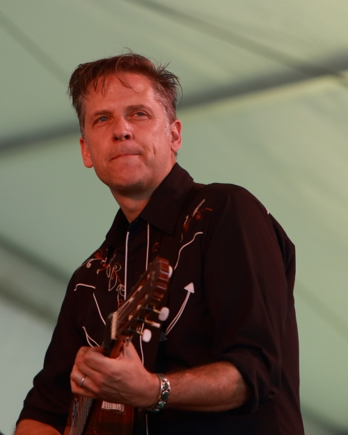 Joey Burns of Calexico