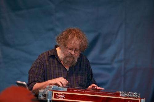 Jon Rauhouse of Iron & Wine/Bed Bridwell