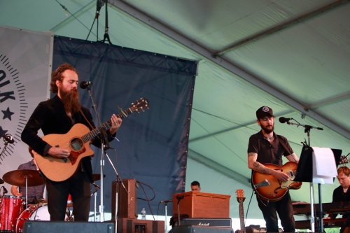 Iron & Wine and Ben Bridwell