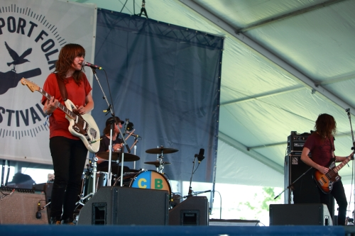 Courtney Barnett, Dave Mudie, Bones Sloane