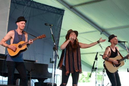 Brandi Carlile and the Twins