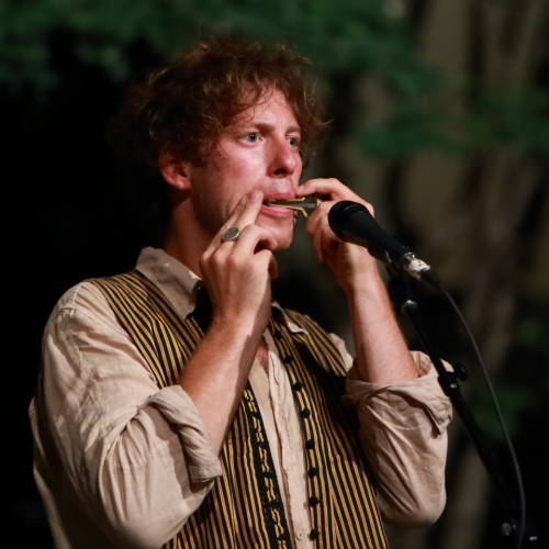 Sam Lee on Jew's Harp
