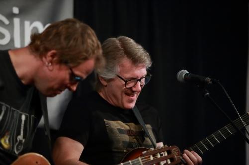 Rik Emmett and Dave Dunlop