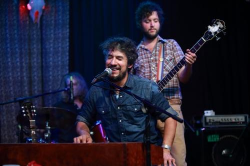 Cruz Contreras, Sam Quinn