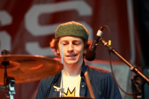 Vieux's percussionist