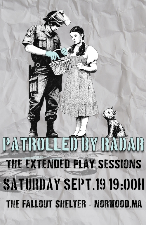 Patrolled by Radar (Official Poster)