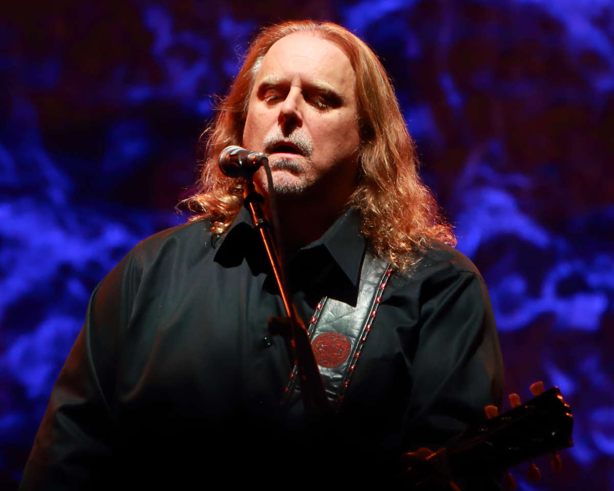 Warren Haynes Tour