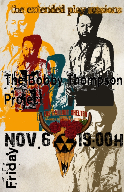 Bobby Thompson Project (Official Poster)