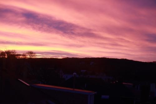 Sunset from Shalin Liu