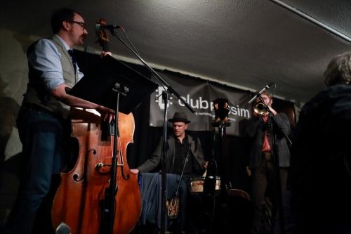 Zachariah Hickman, Mark Erelli, Dietrich Strause