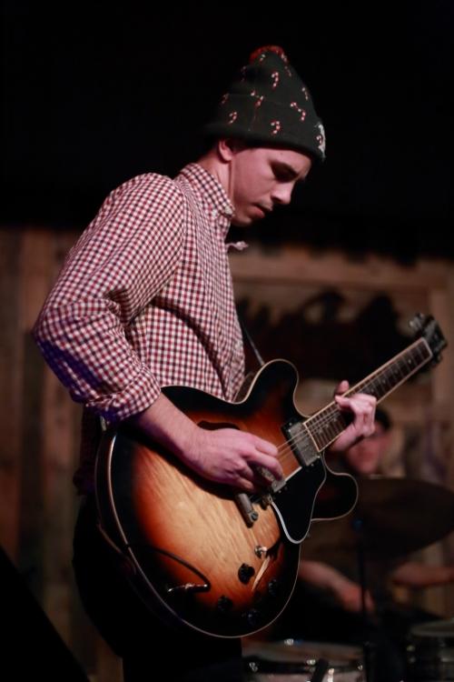 Union Band guitarist