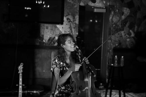 Leyla McCalla Trio