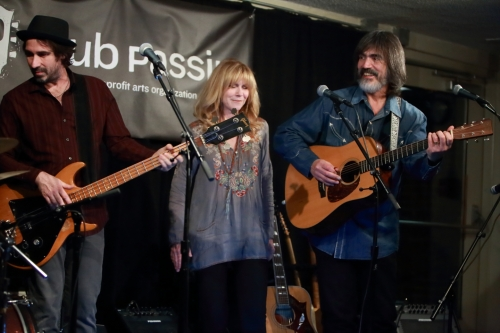 Jeff Hill, Teresa Williams, Larry Campbell