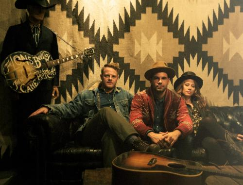 The Lone Bellow (Official Photo)