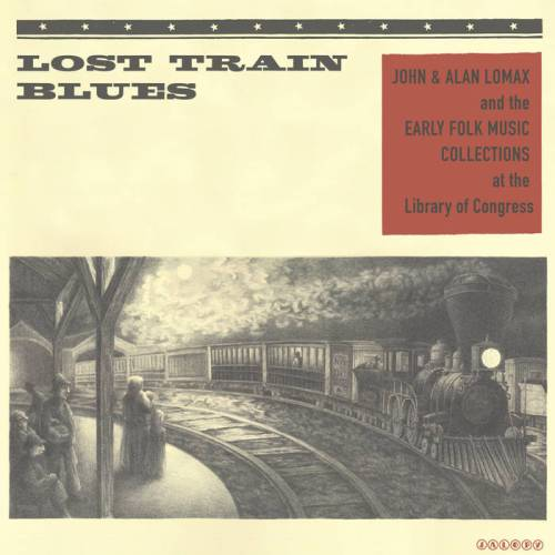 Lost Train Blues (Cover)