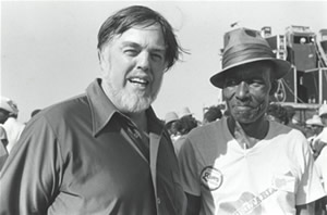 Alan Lomax (Photo by Bill Ferris)
