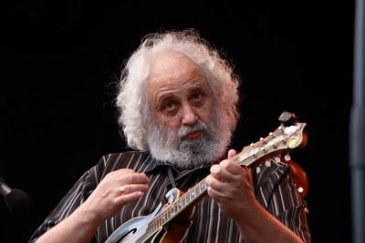 David Grisman at Fresh Grass Festival 2014