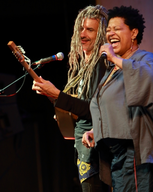 JC Maillard, Lisa Fischer
