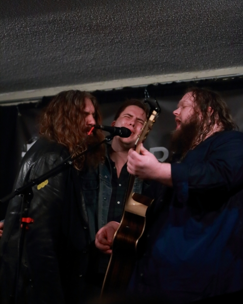 Tom Wilson, Thompson Wilson, Matt Andersen