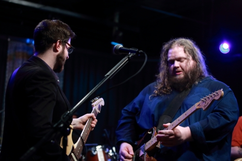 Chris Kirby, Matt Andersen