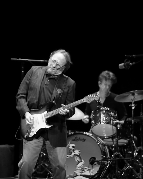 Stephen Stills, Chris Layton