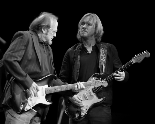 Stephen Stills, Kenny Wayne Shepherd