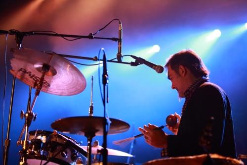Josh Ritter's drummer